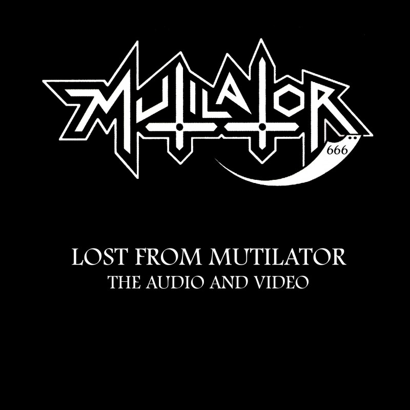 Mutilator – Immortal Force – Front cover