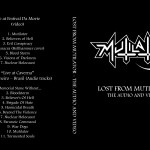 Mutilator – Immortal Force – Front jpg