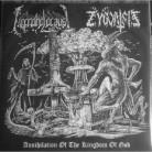 Necroholocaust Zygoatsis split ep