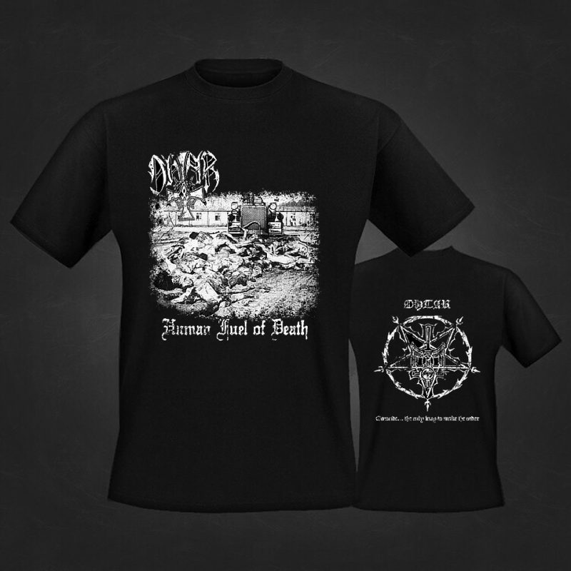 Ohtar Human Fuel T-Shirt