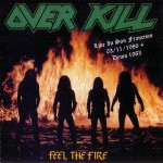 Overkill ‎– Live In San Francisco