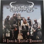 Mausoleum lp