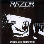 Razor ‎– Armed And Dangerous