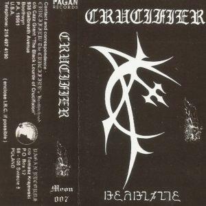 Crucifier cass cover