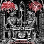SATANIC WARMASTER  ARCHGOAT - Lux Satanae LP