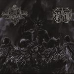 BLACK CEREMONIAL KULT KRATHERION  – SPLIT CD