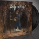 Inquisition ‎– Invoking The Majestic Throne Of Satan lp black