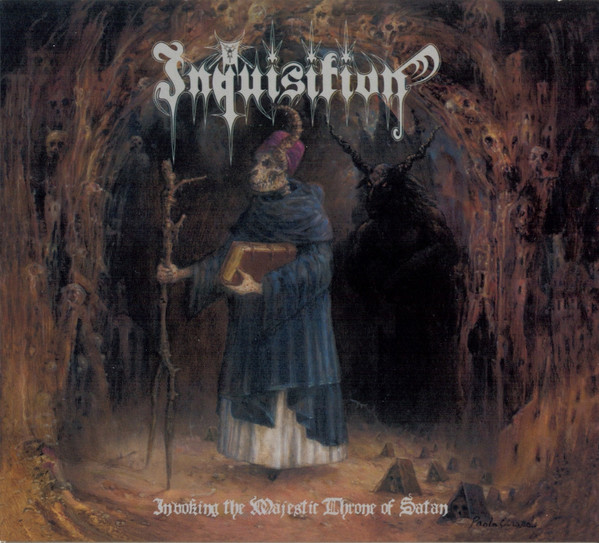 Deathrune | INQUISITION – Invoking The Majestic Throne Of ...