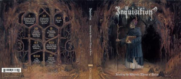 Inquisition Invoking The Majestic Throne Of Satan Deathrune   INQ...