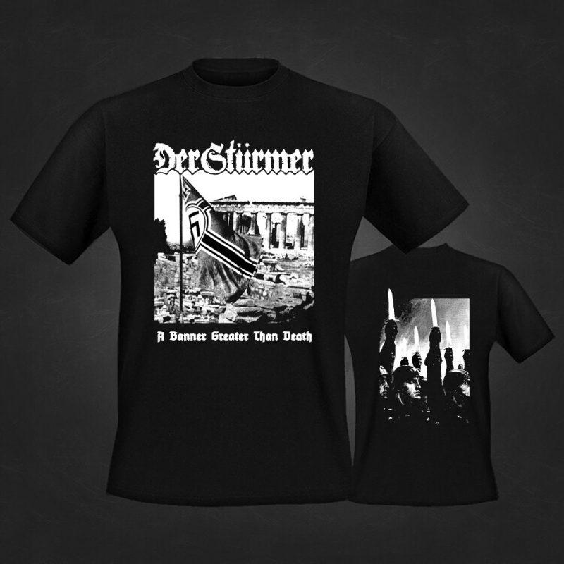 Der Sturmer A Banner t-shirt