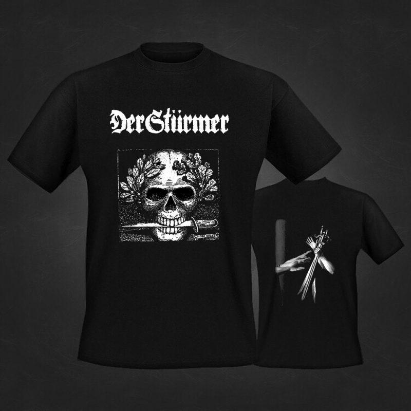 Der Sturmer Swordsworn t-shirt