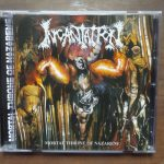 Incantation ‎– Mortal Throne Of Nazarene1