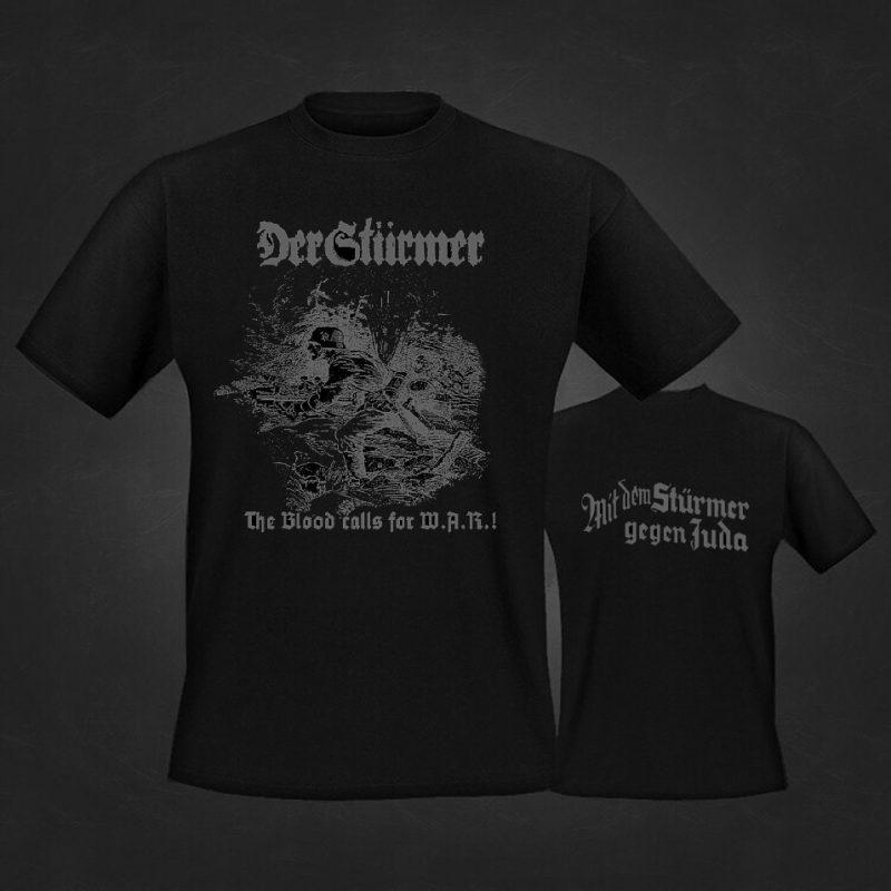 DS Blood calls t-shirt