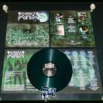 RIPPER (Chile) Raising the Corpse LP