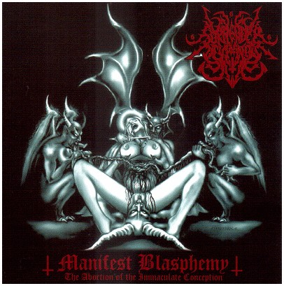 SURRENDER OF DIVINITY-manifest blasphem
