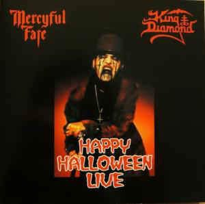 MERCYFUL FATE KING DIAMOND – Happy Haloween Live