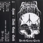 Szron ‎– Death Camp Earth