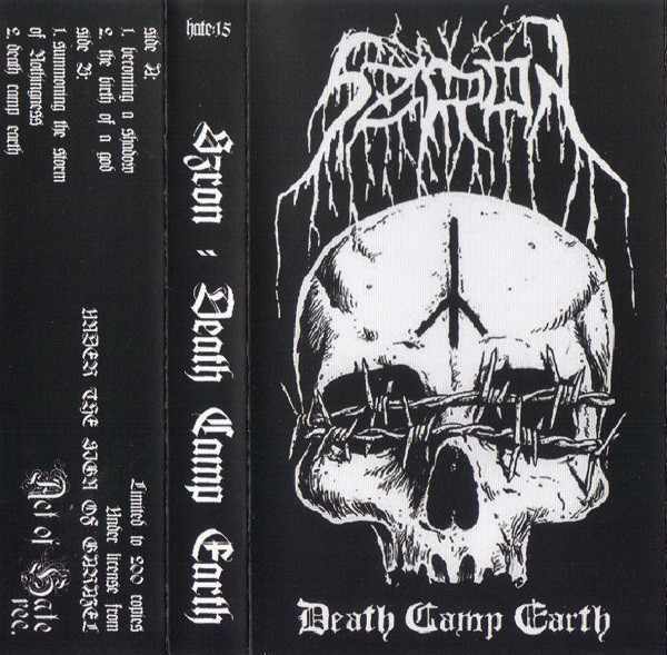 Szron – Death Camp Earth