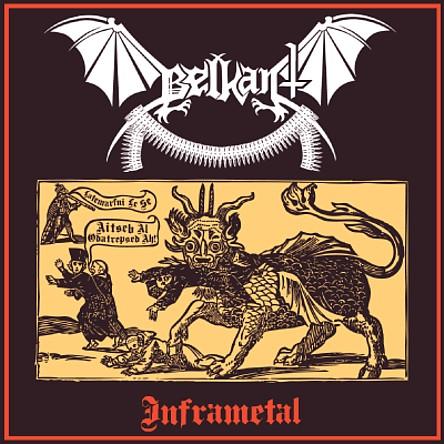 """BELKANT """"INFRAMETAL"""