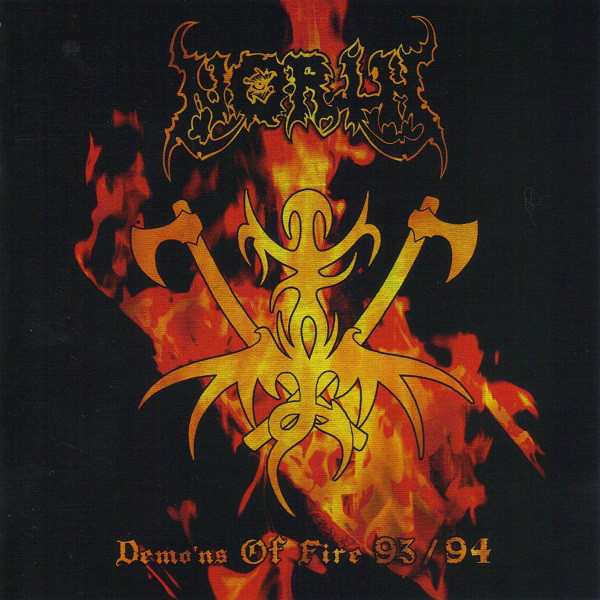 North ‎– Demo'ns Of Fire 93 94