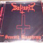 BEHERIT – SEVENTH BLASPHEMY – CD