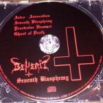 BEHERIT – SEVENTH BLASPHEMY – CD2
