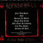 Flames Of Hell – Fire And Steel1