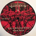 GOATPENIS – LIVE IN BRAZILIAN RITUAL – THIRD ATTACK – LP + POSTER2