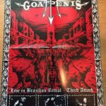 GOATPENIS – LIVE IN BRAZILIAN RITUAL – THIRD ATTACK – LP + POSTER4