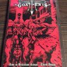 GOATPENIS - Live in Brazilian Ritual Third Attack CASS