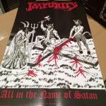 IMPURITY – All In the Name of Satan – LP3