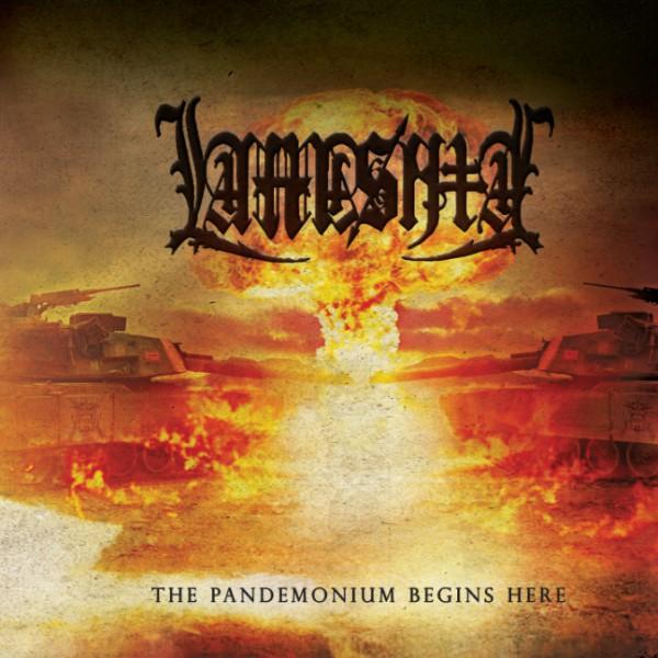 Lammashta – The Pandemonium Begins Here