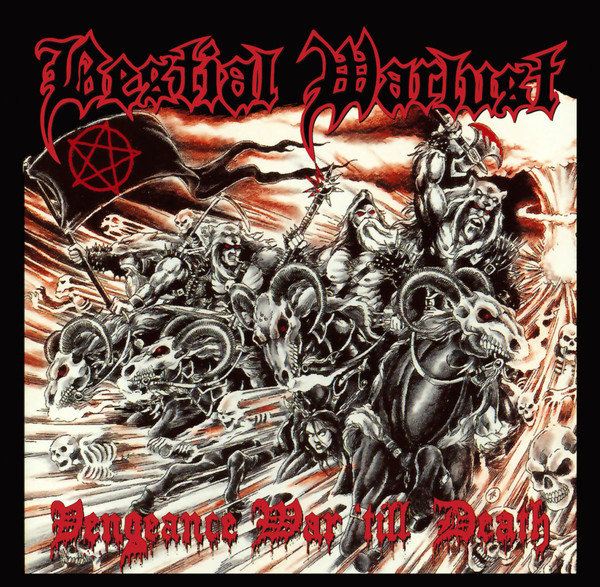 Bestial Warlust – Vengeance War 'Till Death