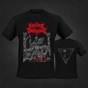 Hellfire Deathcult t-shirt