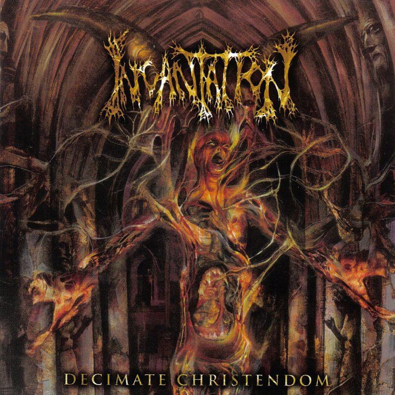 INCANTATION – Decimate Christendom