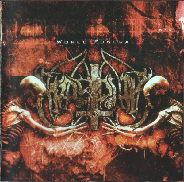 MARDUK World Funeral CD