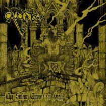 CRUCIFIER – Thy Sulphur Throne On High LP / Die Hard LP / CD