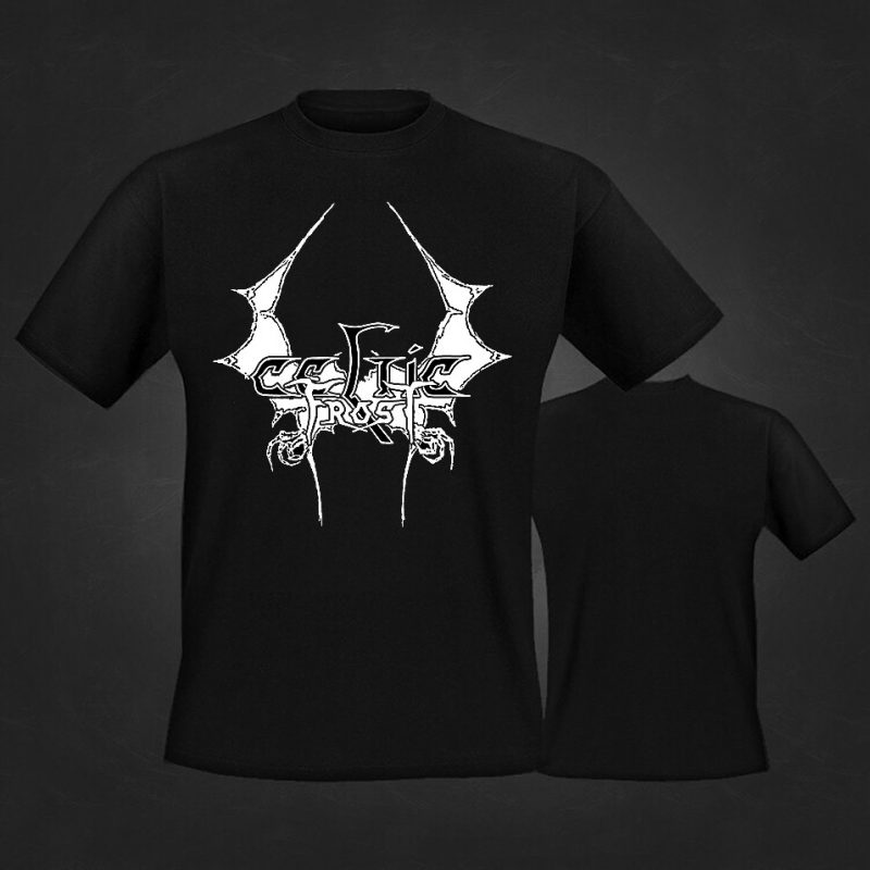 Celtic Frost – Winged logo t-shirt