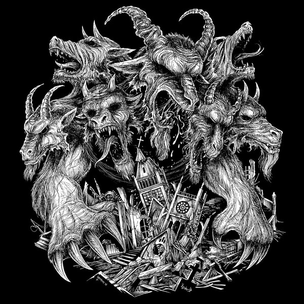 Demoncy – Faustian Dawn LP