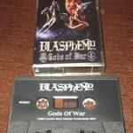 Blasphemy – Gods Of War + Blood Upon The Altar