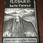 Ildjarn Hate Forest ‎– Those Once Mighty Fallen