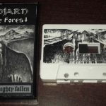 Ildjarn Hate Forest ‎– Those Once Mighty Fallen1