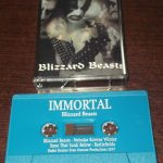 Immortal ‎– Blizzard Beasts