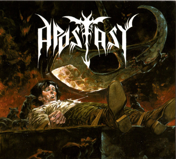 Apostasy (5) ‎– The Blade of Hell