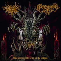 WARGOAT / BLACK CEREMONIAL KULT – Unapproachable laws of the Abyss SPLIT CD