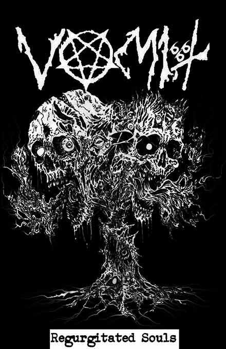 Vomit – Regurgitated Souls