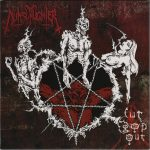 NunSlaughter Haemorrhage - Cut God Out Feasting On Purulence