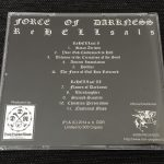 Force Of Darkness ‎– ReHELLsals2